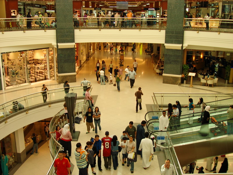 Shopping Complexes Projects Airmaster Equipments Emirates