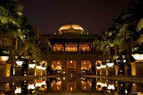 Hotel Royal Mirage Abu Dhabi