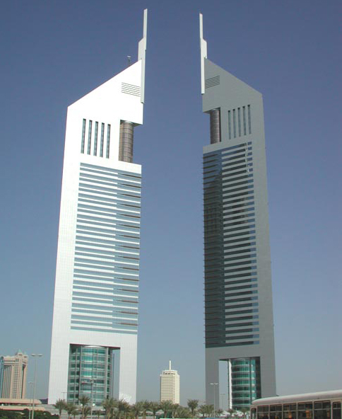 Emirates Towers, Dubai